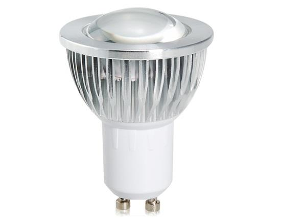 GU10 5W 85-265V 3200K Warm White 500LM COB LED Spot Bulb, Other  - buy with discount