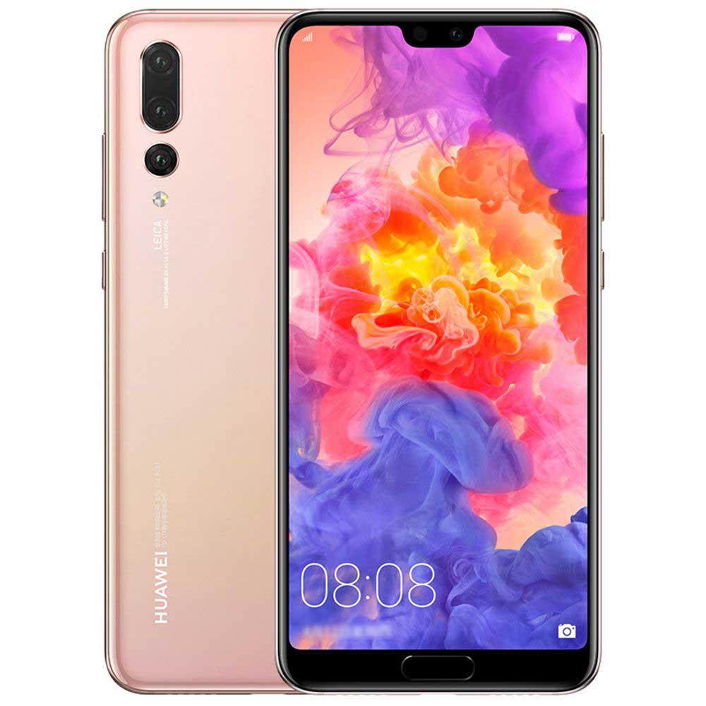 HUAWEI P20 Pro 6.1 Pouce Smartphone FHD Écran Kirin 970 6GB 128GB 20.0MP 40.0MP 8.0MP Trois Caméras arrière Android 8.1 - Cherry Pink Gold
