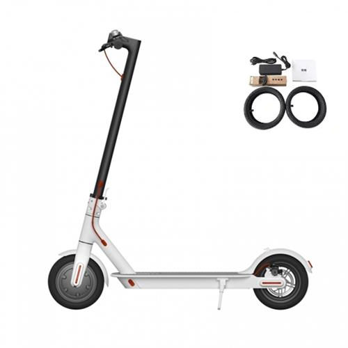 International Version Xiaomi Mijia M365 Folding Electric Scooter White