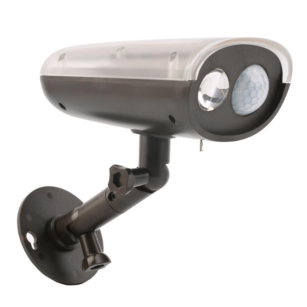 3W LED Light-control Solar PIR Motion Sensor Outdoor Spot Floodlight Security