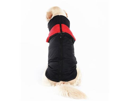 Dog Clothes Autumn Winter Clothing Dog Vest Pet Skiing Clothes High-grade Windproof Waterproof Thickened Warm XL size