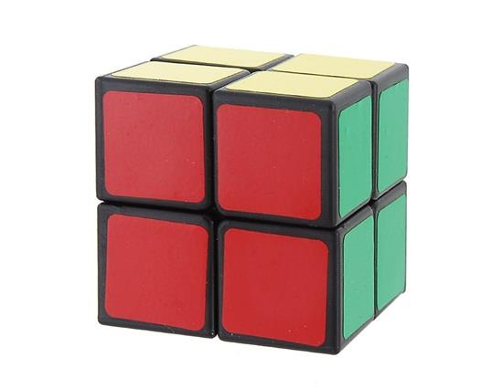 LL0027 String Pocket Cube - Black Other