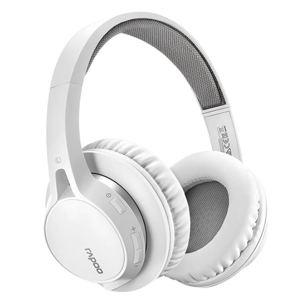 Rapoo S200 Bluetooth Headset White