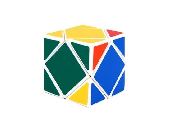 Cubo di puzzle torsione diagonale
