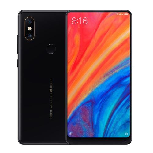 Xiaomi Mi Mix 2S 5.99 Inch 4G LTE Smartphone Snapdragon 845 6GB 64GB 12.0MP Dual Rear Cameras MIUI 9 Type-C Ceramic Body Wireless Charging Global Version - Black