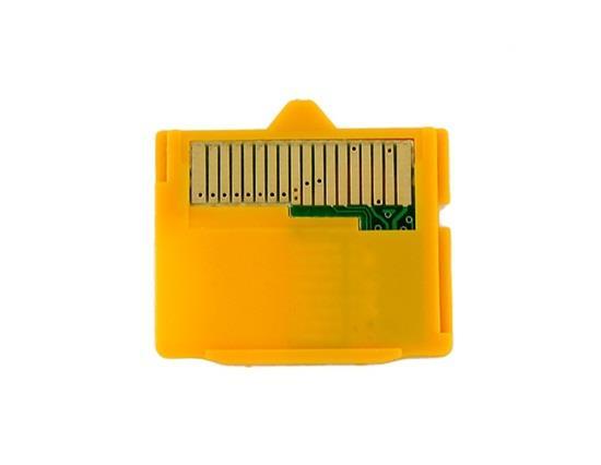 MASD-1 MicroSD / TF إلى محول محول بطاقة XD لأوليمبوس - الأصفر