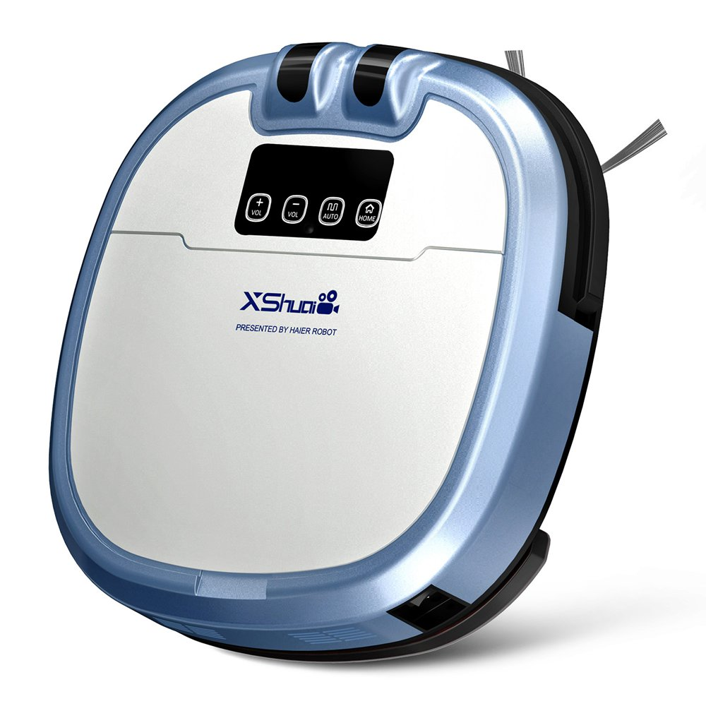 XShuai HXS C3 Robotic Vacuum Cleaner Blue