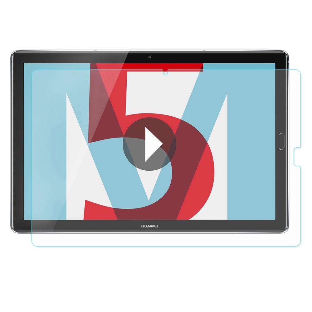 Pellicola protettiva in vetro temperato Hat-Prince per tablet PC HUAWEI M5 da 10.8 pollici - trasparente
