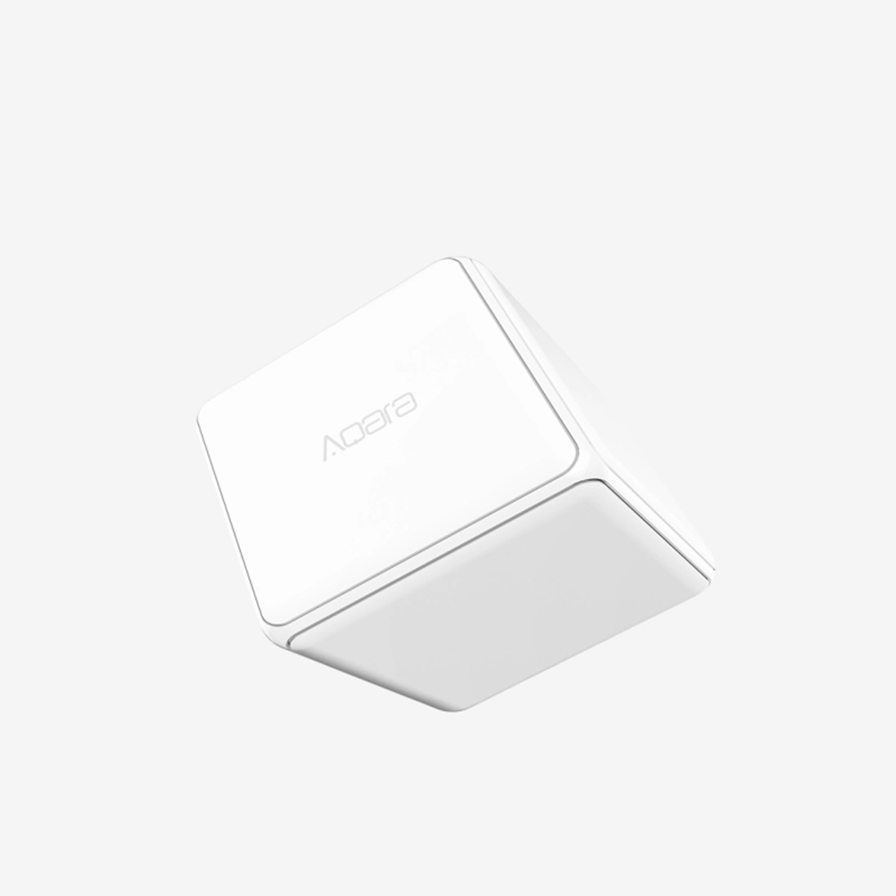 Xiaomi Mi Aqara Cube Smart Controller per vari dispositivi Smart Home - Bianco