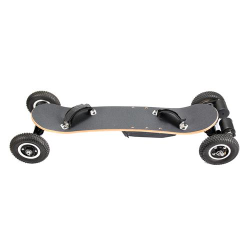 Купить со скидкой SYL-08 Electric Skateboard 1650W Motor 40km/h With Remote Control Off Road Type Electric Skateboard