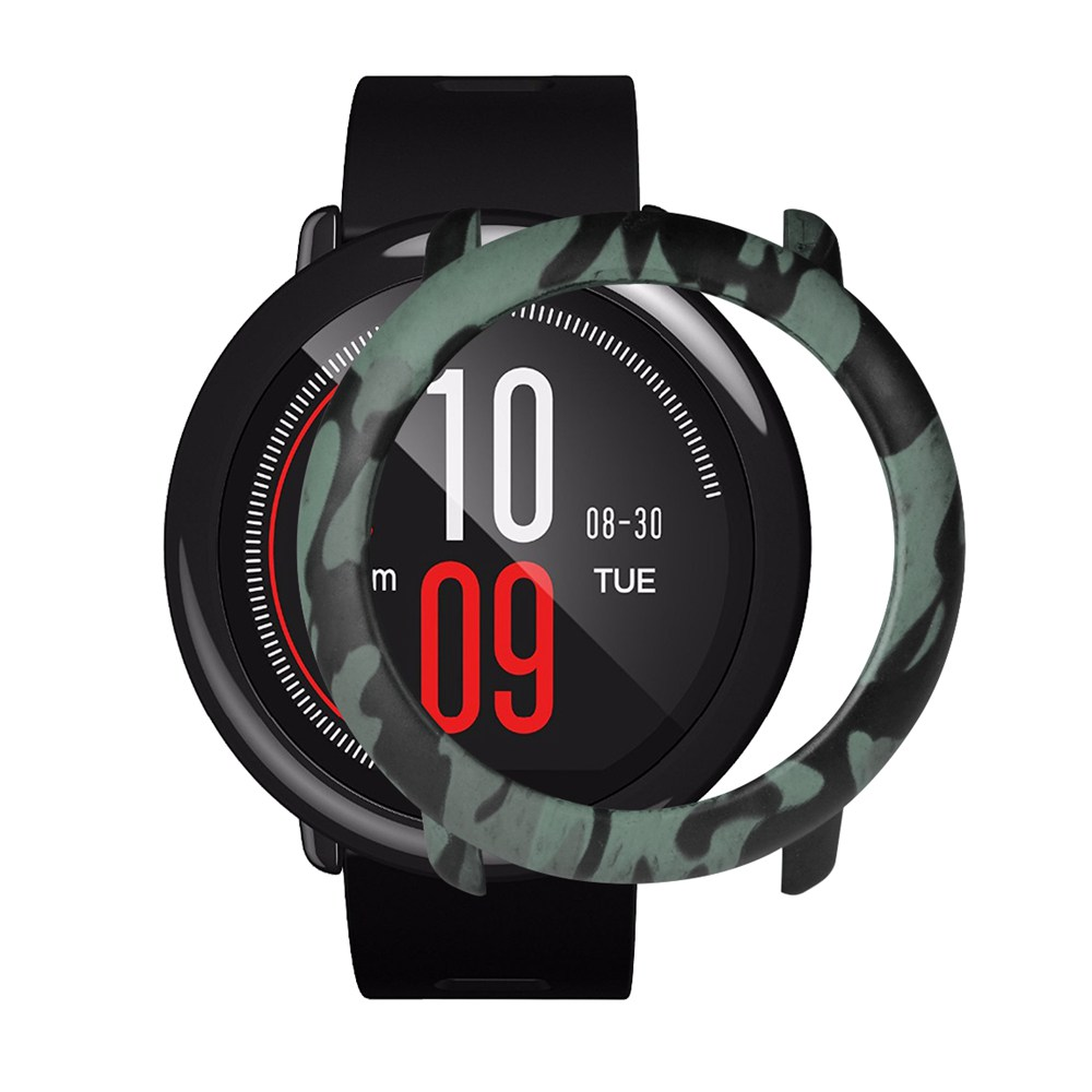 Protective Cover Case For Xiaomi HUAMI AMAZFIT Pace Smart Sports Watch - Camouflage Green фото