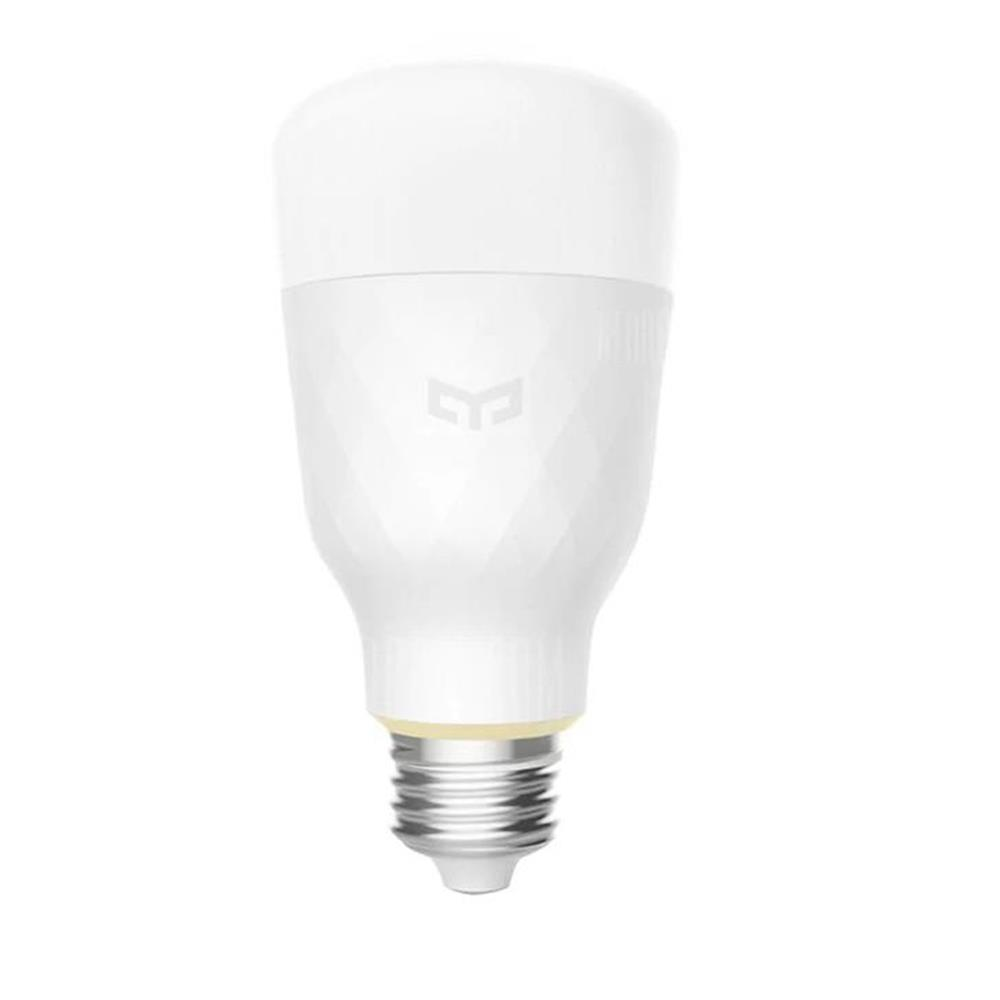 Xiaomi Yeelight YLDP05YL Smart LED Bulb APP Control funciona con Amazon Alexa Dimmable AC 100-240V 10W E27 - Blanco