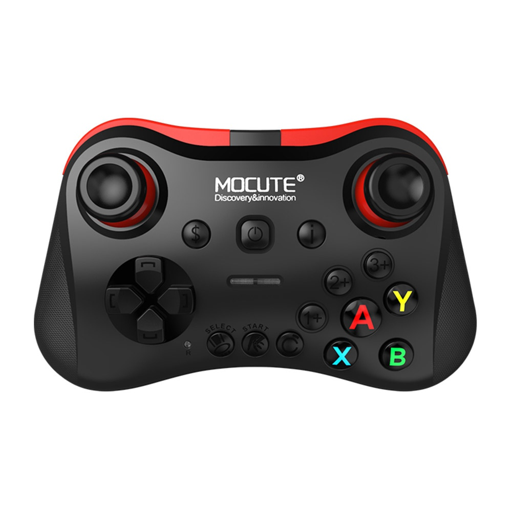 MOCUTE 056 Mobile Wireless Bluetooth Game Controller Support iOS/Android - Black