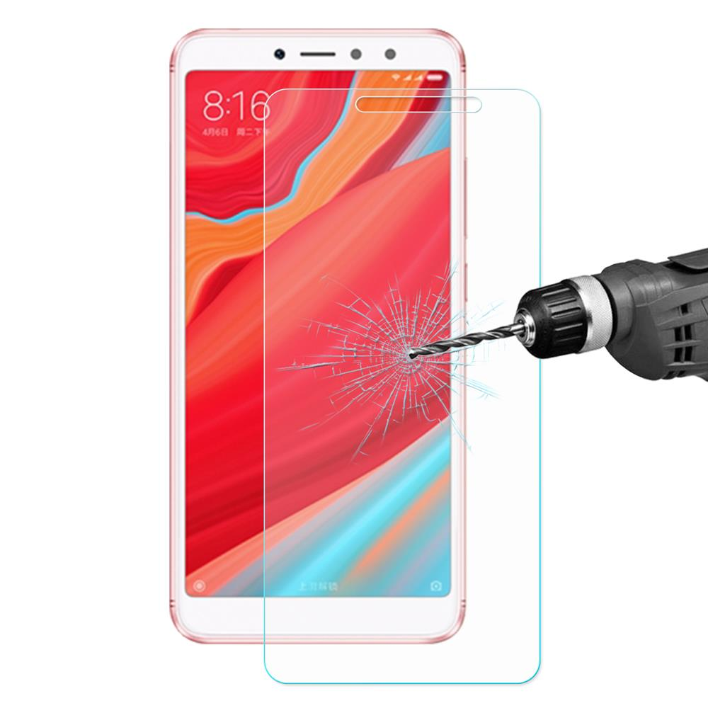 Xiaomi Redmi S2 Tempered Glass Screen Protector ENKAY Hat-Prince 0.26mm 2.5D Explosion-proof Membrane - Transparent