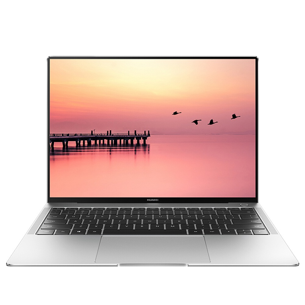 HUAWEI MateBook X Pro Intel Core i5-8250U Dual Core 13.9 & quot; 100% NTSC-Touchscreen 3000 * 2000 NVIDIA Geforce MX150 2 GB DDR5 8 GB RAM 256 GB SSD - Silber