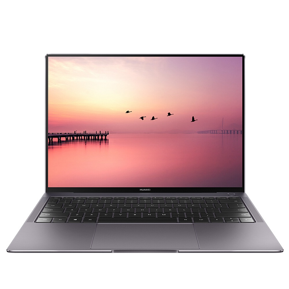 "HUAWEI MateBook X Pro Laptop Intel Core i7-8550U Dual Core 13.9"" 100% NTSC Touchscreen 3000*2000 NVIDIA Geforce MX150 2GB DDR5 8GB RAM 256GB SSD - Gray"