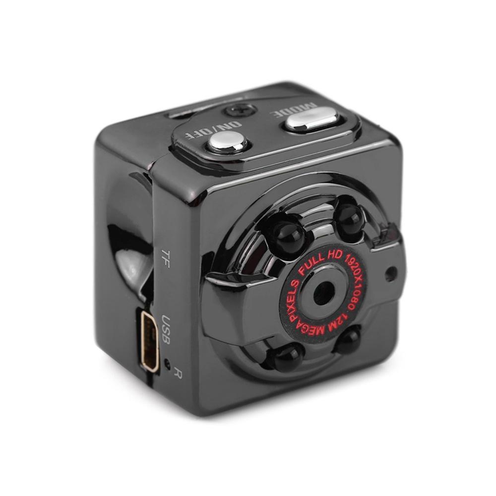 SQ8 മിനി കാർ വീഡിയോ റെക്കോർഡർ എച്ച്എസ് സ്പോർട്സ് ഡിവി ക്യാമറ 1080P കാർ ഡിവിആർ