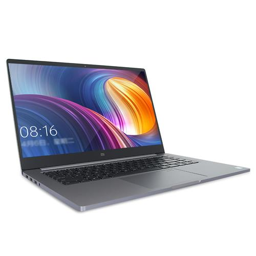 "Xiaomi Mi Notebook Pro 15.6"" Fingerprints Intel Core i5-8250U 3.4GHz 8GB RAM 256GB SSD ROM Windows 10 4 NVMe SSD USB-C HDMI - Space Gray"