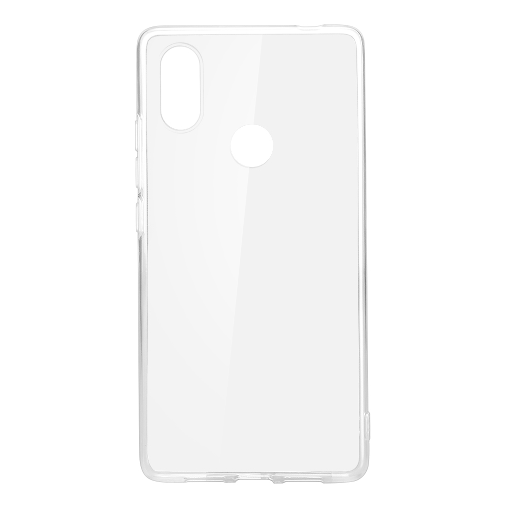 Xiaomi Mi 8 SE Soft Phone Case Protective Air Shell Silicon Back Cover High-quality - Transparent фото