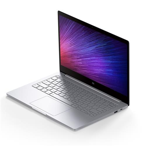 Xiaomi Mi Notebook Air 12.5-Zoll-Laptop Intel Core M3-7Y30 Dual-Core-2.6GHz Windows 10 4GB RAM 256GB SATA-SSD 1920 * 1080 Hintergrundbeleuchtung Tastatur - Silber
