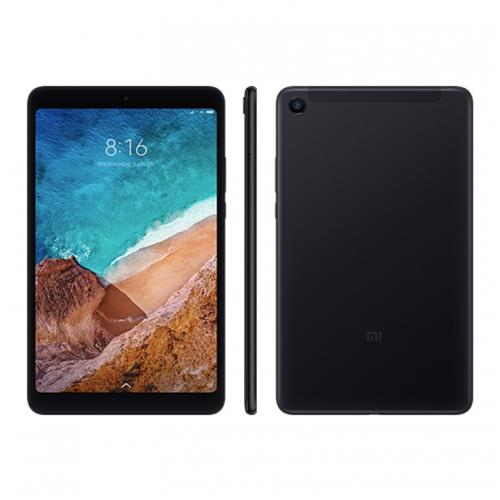 Xiaomi Mi Pad 4 WiFi + 4G LTE 8.0 Inch 1920*1200 16:10 FHD Screen Qualcomm Snapdragon 660 4GB + 64GB 13MP Rear Camera 6000mAh MIUI 9 Global ROM - Black