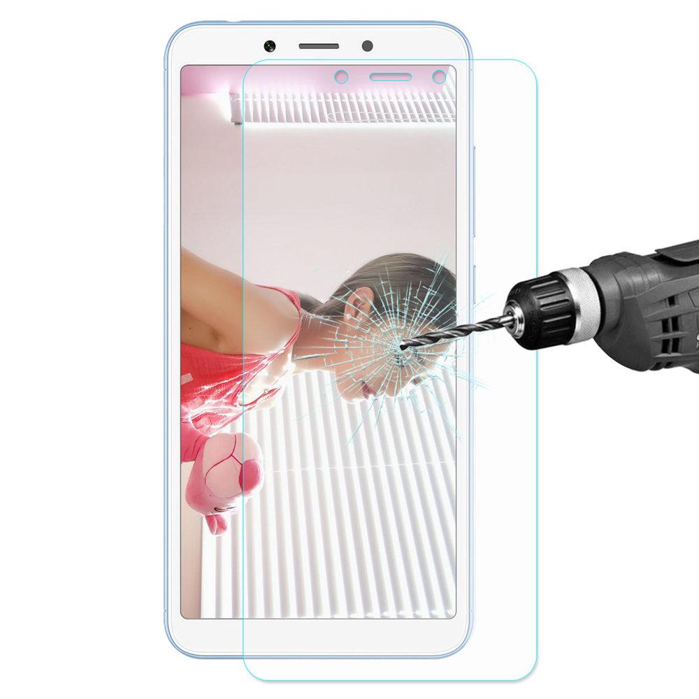 Xiaomi Redmi 6/6A Tempered Glass Film Screen Protector 0.26mm 2.5D Explosion-proof Membrane - Transparent фото