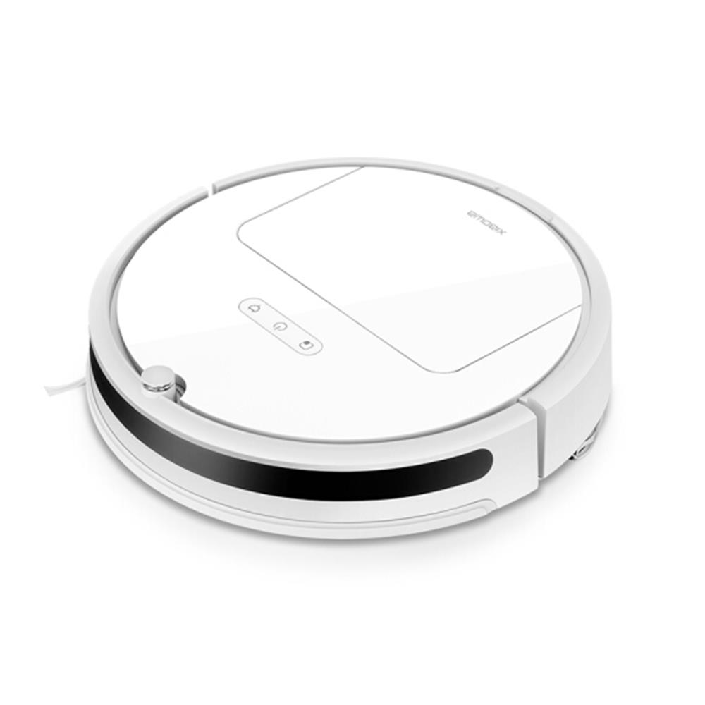 Roborock Xiaowa E20 Robot Vacuum Cleaner 2600mA Battery 1800Pa Suction 640ml Large Dust Box Autonomous Planning Edition International Version - White