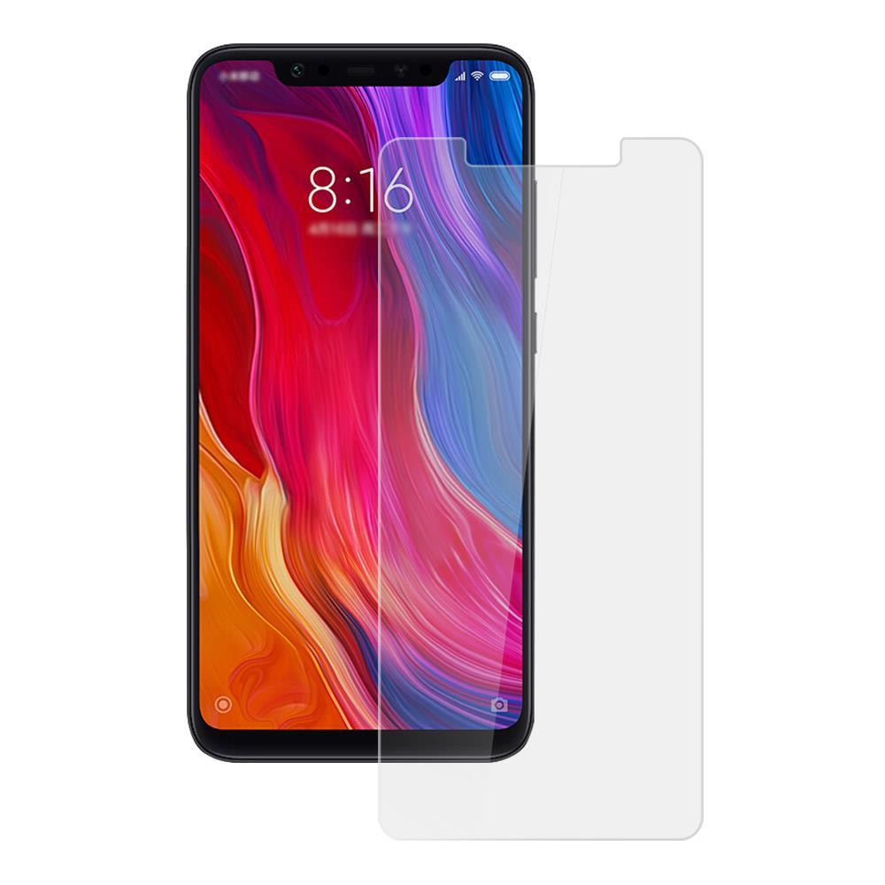 Film de verre trempé Makibes pour Xiaomi Membrane anti-déflagration 8mm 0.33H 9D 2.5H - Transparent