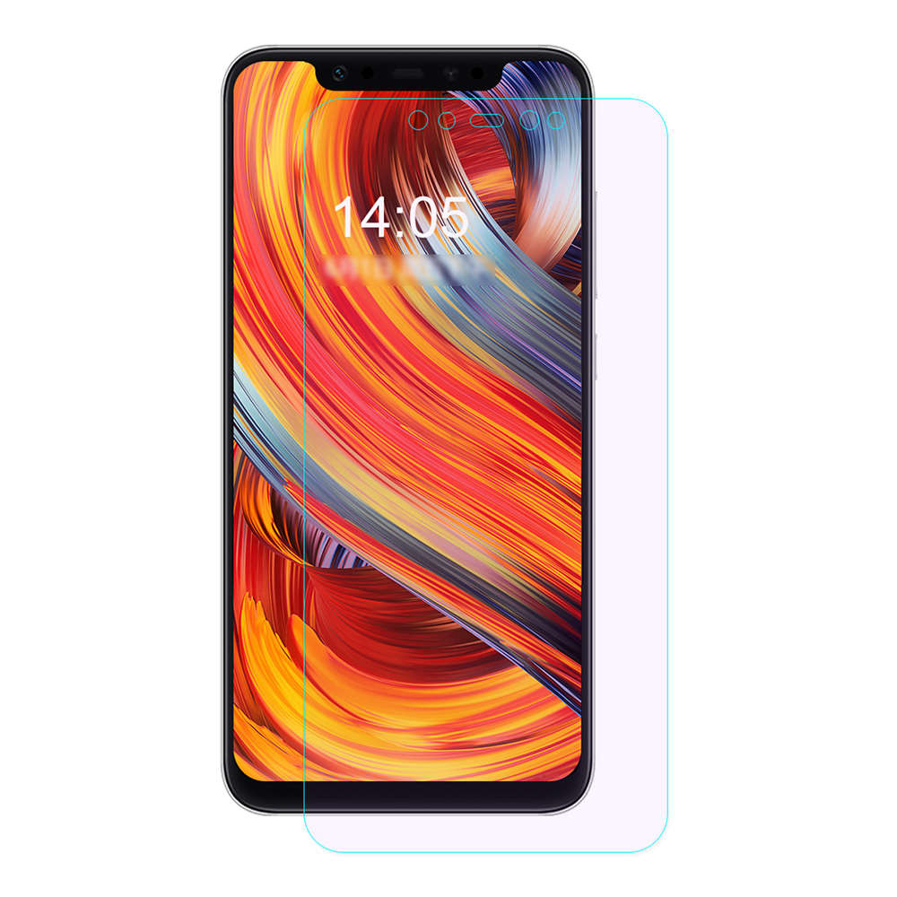 Xiaomi Mi 8 Tempered Glass Screen Protector ENKAY Hat-Prince 0.26mm 2.5D Explosion-proof Membrane - Transparent