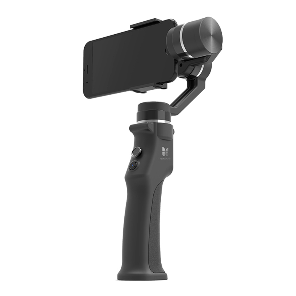 FUNSNAP Capture 3-Axis Brushless Handheld Gimbal Stabilizer for Smartphone