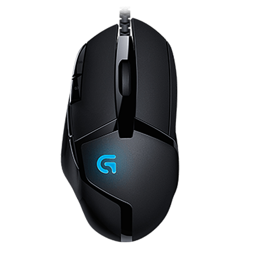 Logitech G402 Hyperion Fury FPS Gaming Mouse Black