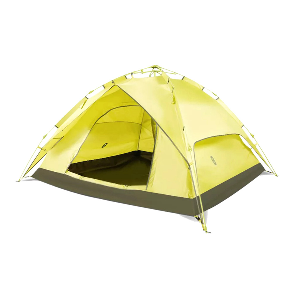 Xiaomi Zaofeng Outdoor Automatic Tent Multifunction Large Space UPF50+ Double Sunscreen Lift Up Easily - Olive Green