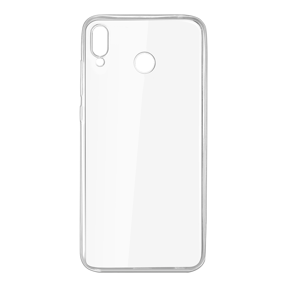 Lenovo Z5 Μαλακό τηλέφωνο Θήκη προστατευτική κάλυψη αέρα Shell Silicon πίσω κάλυψη Υψηλής ποιότητας - Διαφανής