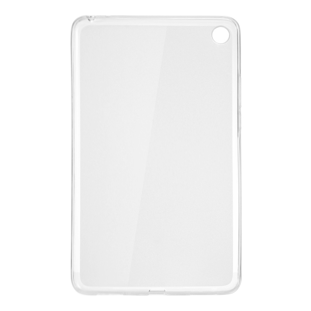 Protective Silicon Soft Case for Xiaomi Mi Pad 4 Tablet PC - Transparent