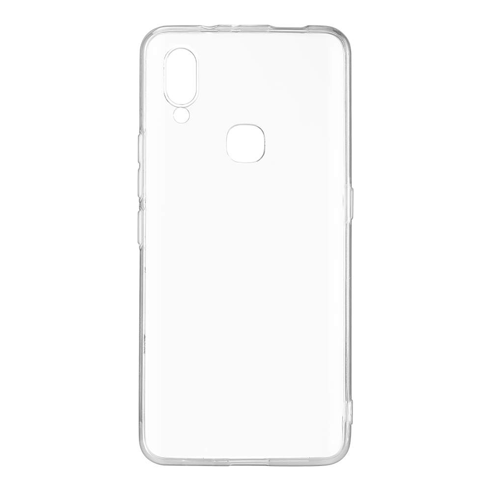 Vivo Nex Soft Phone Case Protective Air Shell Silicon Back Cover High-quality - Transparent Other