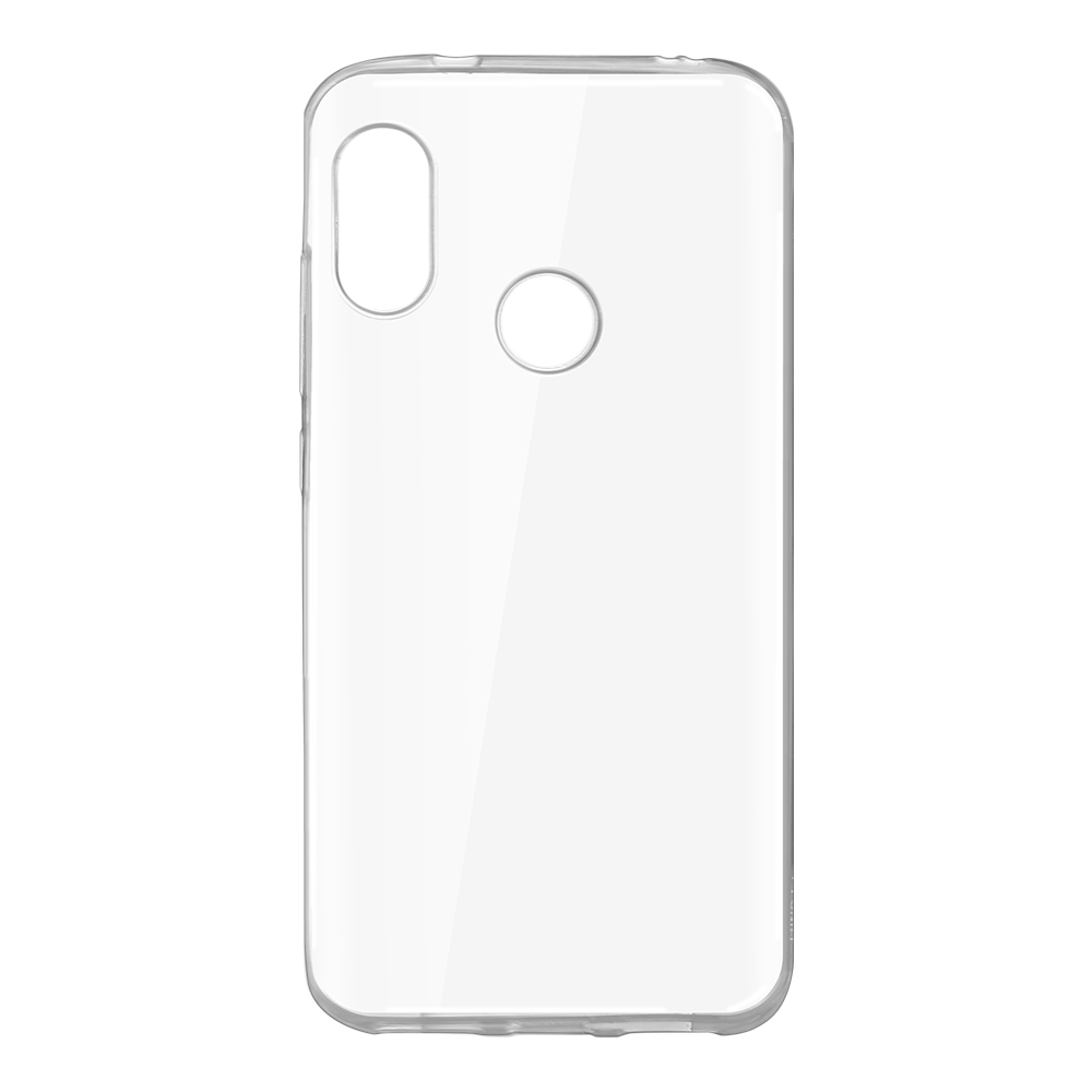 Xiaomi Redmi 6 Pro Soft Phone Case Protective Air Shell Silicon Back Cover High-quality - Transparent Other