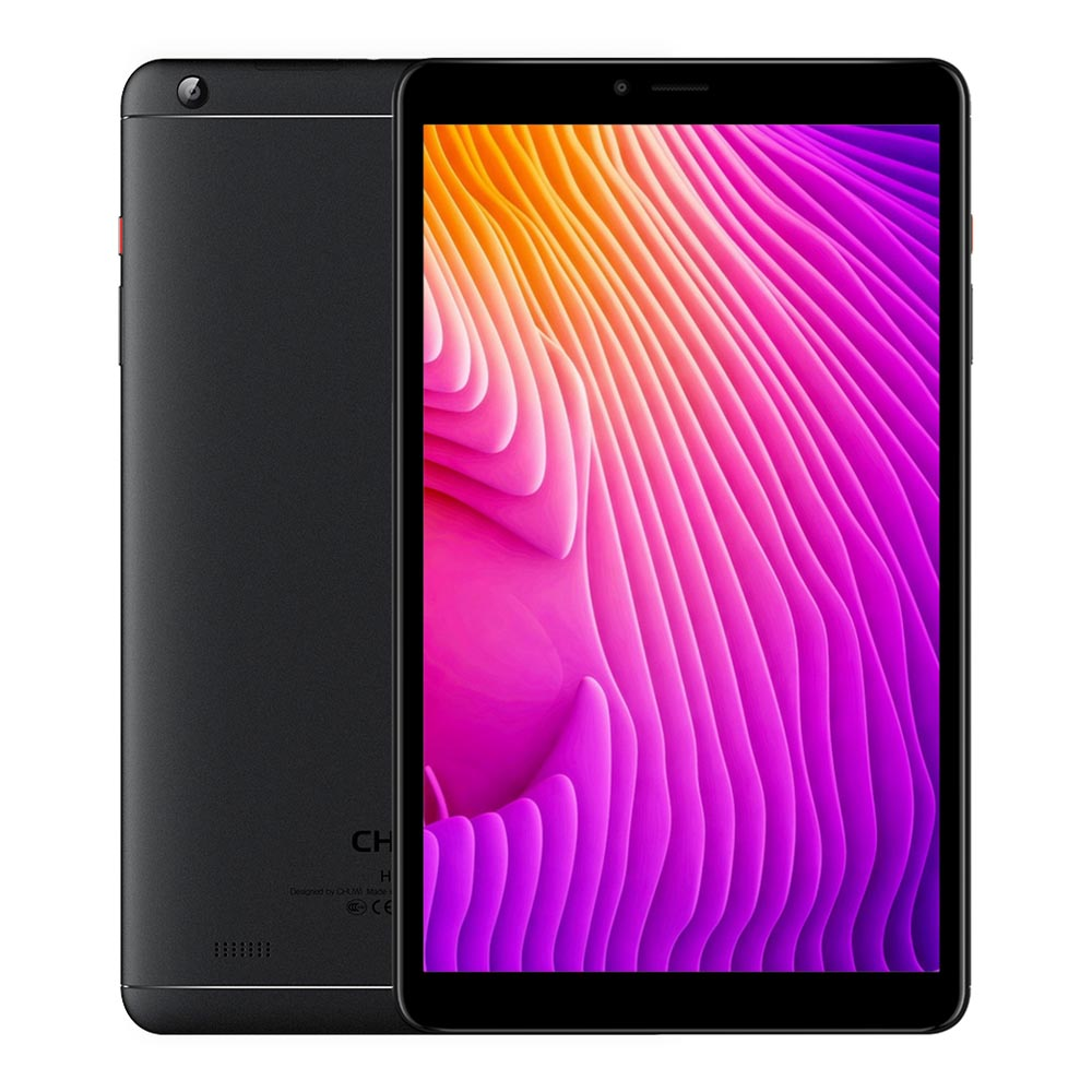 "Chuwi Hi9 Pro 4G LTE Phablet MTK6797 Deca Core 8.4"" IPS 2K 2560*1600 3GB RAM 32GB ROM Android 8.0 Dual SIM Dual Standby Built-in GPS GLONASS - Black"