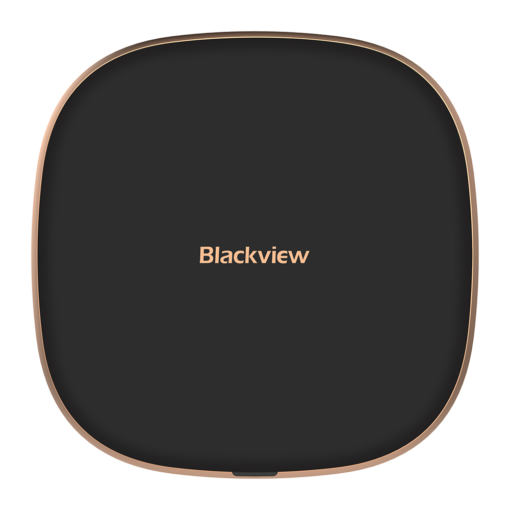 Blackview W1 Caricabatterie wireless 5.0V2A / 9V1.67A Uscita per caricabatterie rapido martphone Chargring wireless - Colore casuale