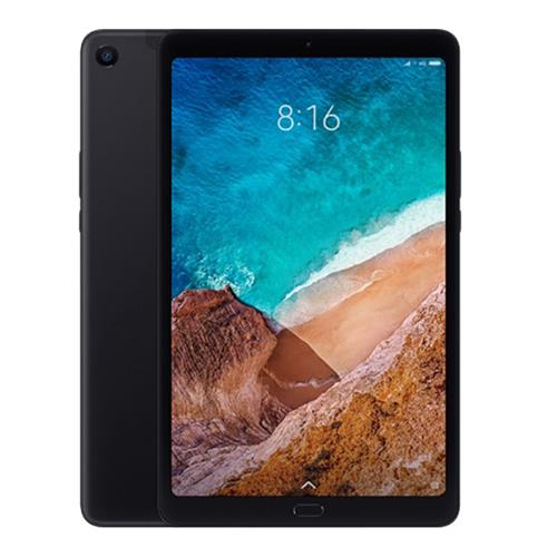 Xiaomi Mi Pad 4 Plus WiFi + 4G LTE 10.1 Inch 1920 * 1200 16: 10 FHD Screen Qualcomm Snapdragon 660 AIE 4GB + 64GB 13MP Задняя камера 8620mAh MIUI 9 - черный