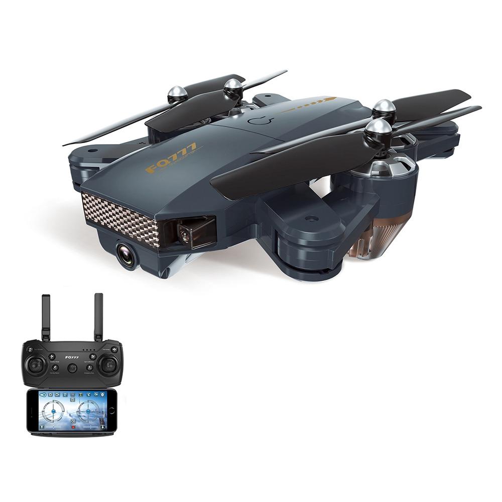 FQ777 FQ35 WiFi 720P HD FPV pieghevole Drone RC con modalità Altitude Hold - RTF