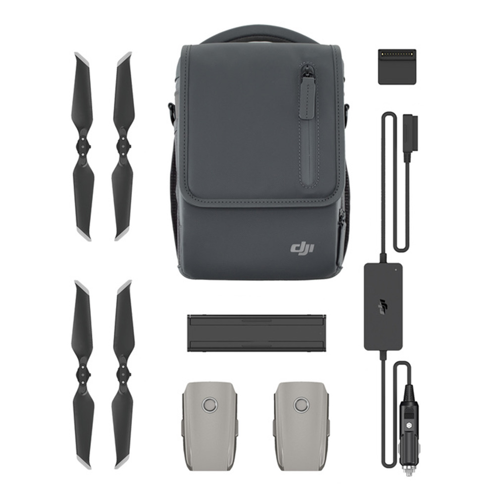 DJI Mavic 2 Pro / Zoom RC Drone Fly More Kit