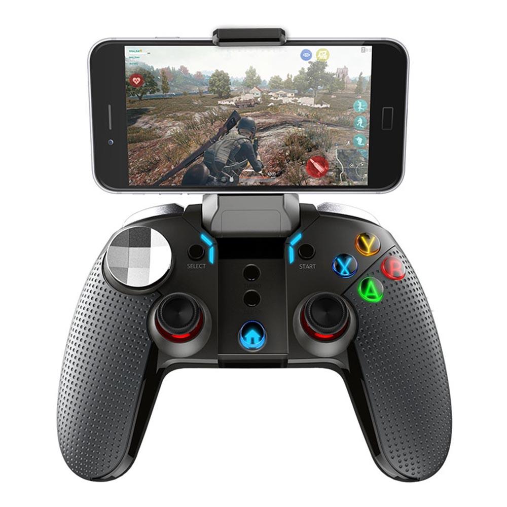 Ipega PG-9099 Wolverine Bluetooth Gamepad Dual Motor Turbo Support 6.2' Android Smart Phone/PC - Black фото