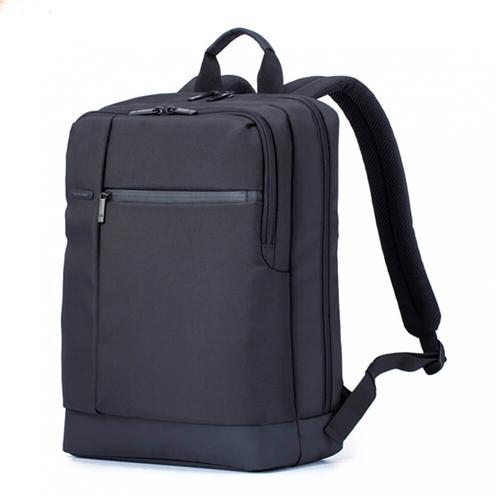 حقيبة ظهر شياومي كلاسيك بتصميم من البوليستر بسعة 17 لتر - أسود