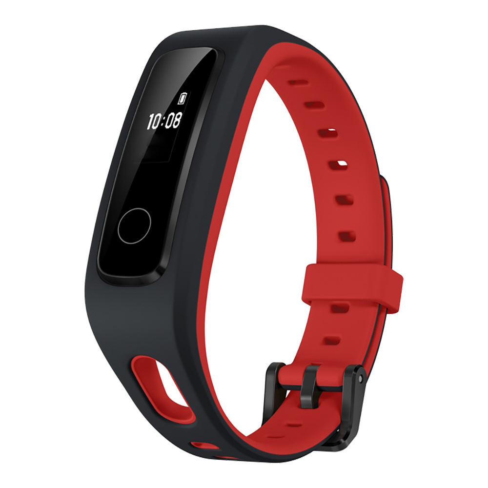 HUAWEI Honor Band 4 Running Edition Smart Bracelet 0.5 Inch OLED Screen 5ATM Professional Running Monitoring Two Ways To Wear - Red