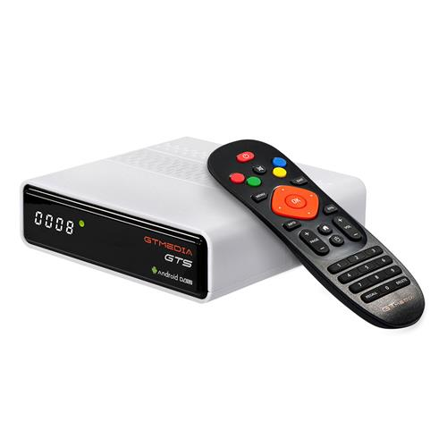 GTMEDIA GTS DVBS/S2 Amlogic S905D Android 7.1 4K TV BOX 2GB/8GB WIFI LAN Bluetooth