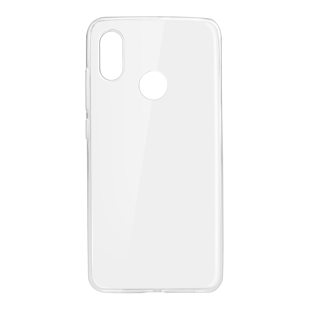 Xiaomi Mi 8 Soft Phone Case Protective Air Shell Silicon Back Cover High-quality - Transparent фото