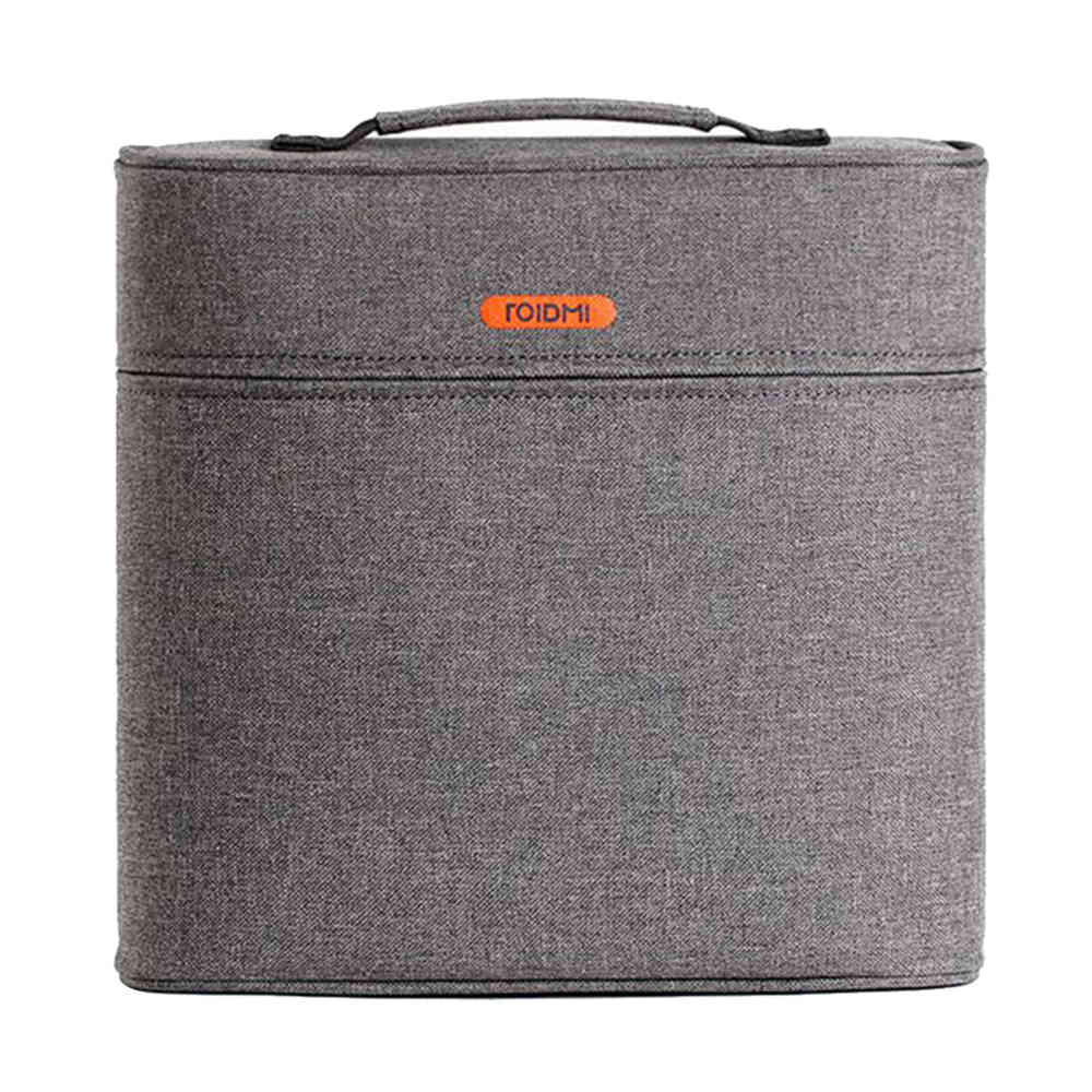 Xiaomi Roidmi Accessories Storage Bag for Xiaomi Roidmi F8 Smart Vacuum Cleaner - Dark Gray