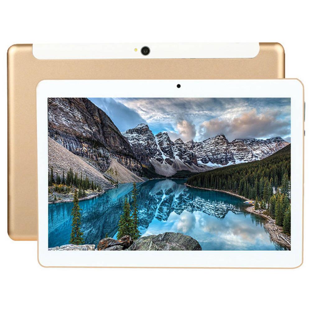 Binai Mini10 4G Tablet PC MTK6753 Octa Core 10.1 Inch IPS 1920 * 1200 Dual SIM Dual Standby Android 7.0 2GB RAM 32GB ROM - Arany