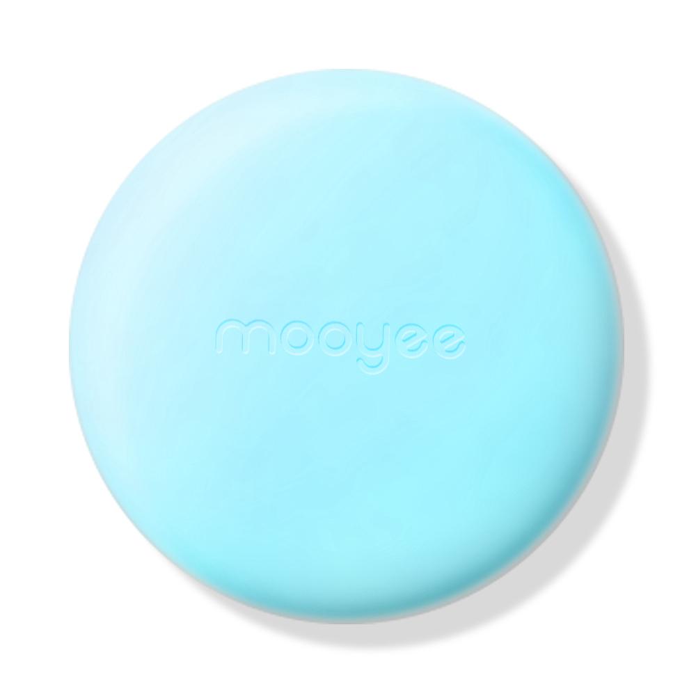 Xiaomi Mooyee Intelligent Macaron Massager APP Control Przenośne podwójne maszyny łączą Massager - Blue