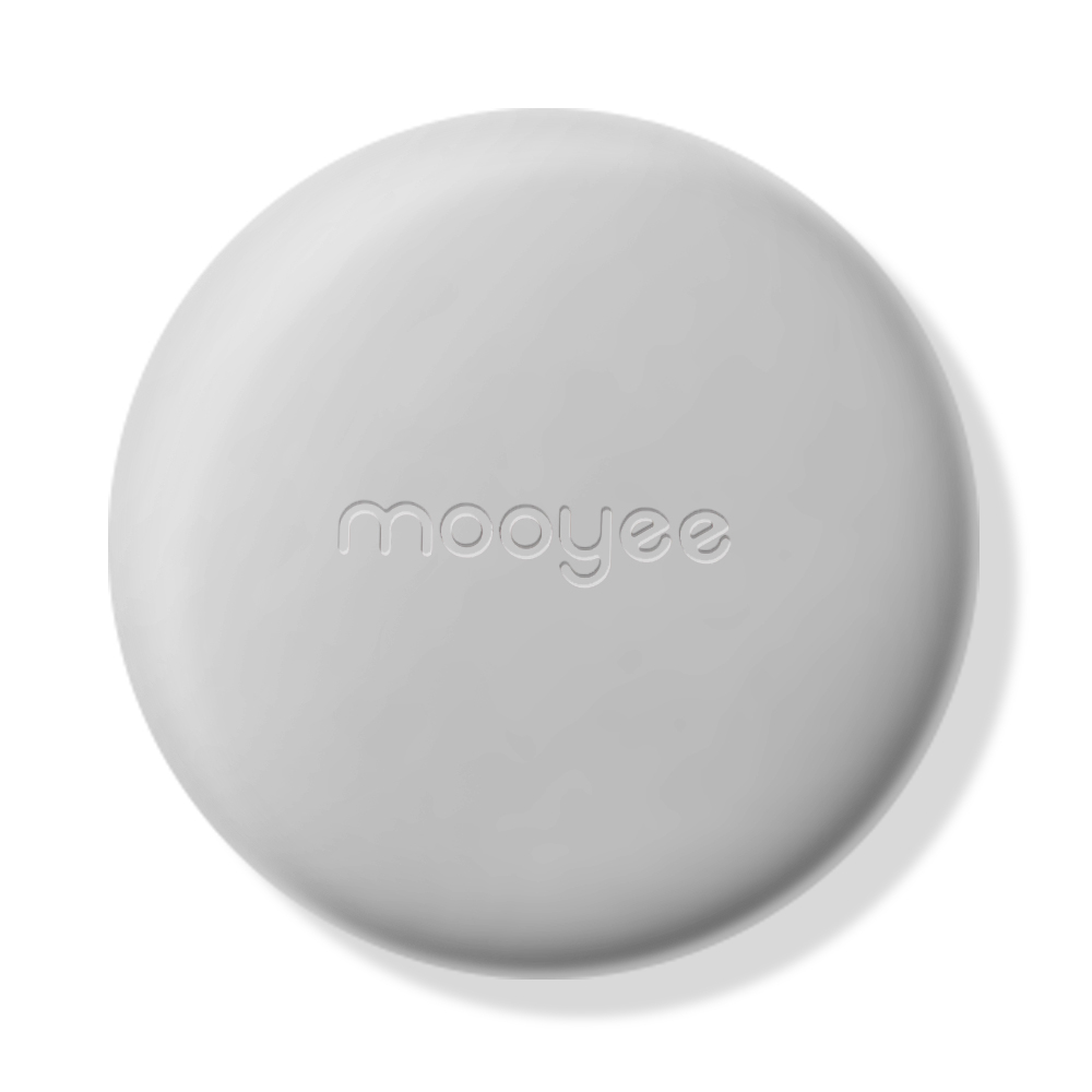 Xiaomi Mooyee Intelligent Macaron Massager APP Control Portable Dual Machines Combine Massager - Gray